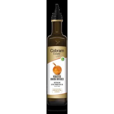 Масло оливковое Cobram Extra Virgin Roasted Onion со вкусом запеченного лука 250 мл