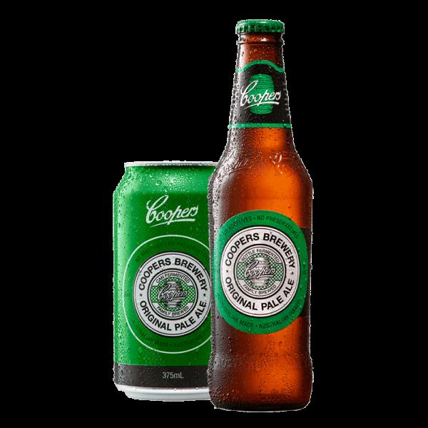 Coopers Original Pale Ale Оригинальный Светлый Эль