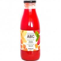 ABC (яблочный, свекольный, морковный) сок био Delizum, 750 мл