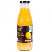 Апельсиновый сок био Delizum, 750 мл