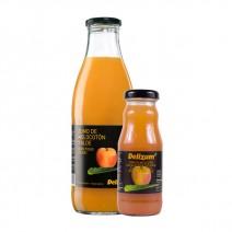 Био-сок персика и алоэ Delizum, 200 мл