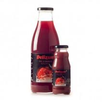 Гранатовый сок био Delizum, 200 мл
