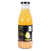 Грушевый сок био Delizum, 750 мл