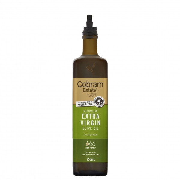 Масло оливковое Cobram Extra Virgin Light 375 мл
