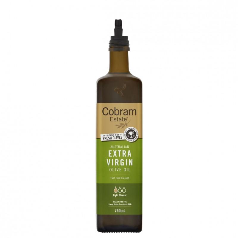 Масло оливковое Cobram Extra Virgin Light 750 мл