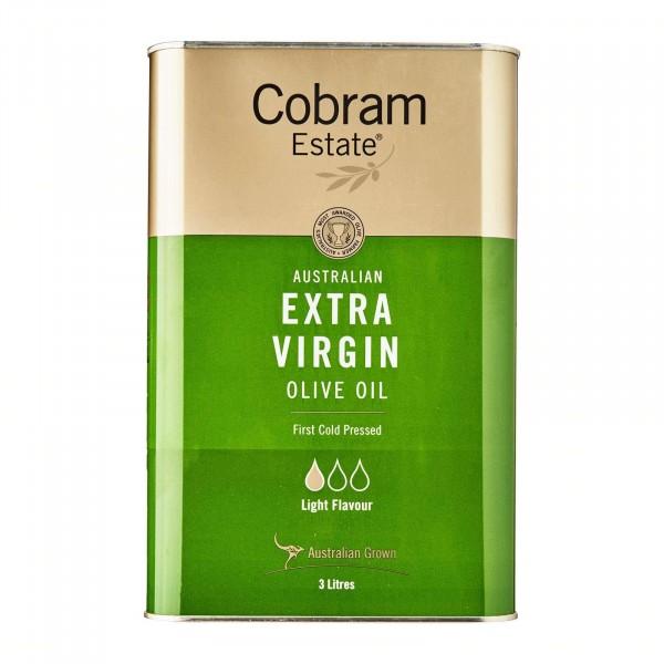 Масло оливковое Cobram Extra Virgin Light 3 л