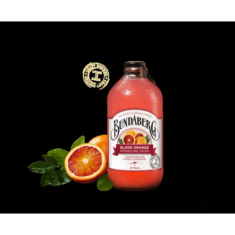 Лимонад «Bundaberg» Красный Апельсин, 375 мл