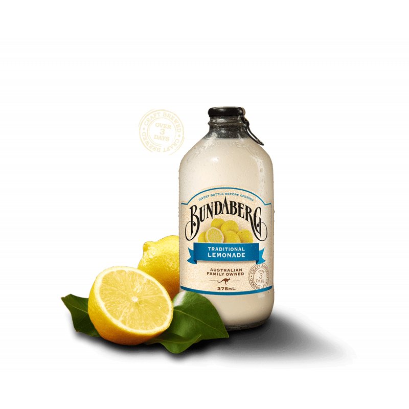 Лимонад «Bundaberg» Традиционный, 375 мл