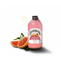 Лимонад «Bundaberg» Розовый Грейпфрут, 375 мл